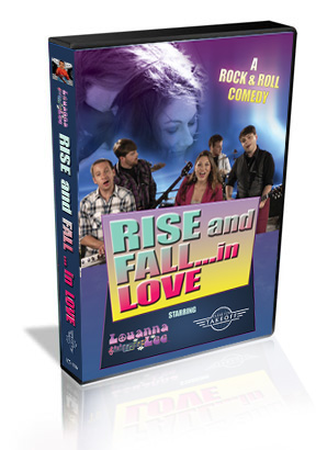Risa And Fall…In LOVE DVD